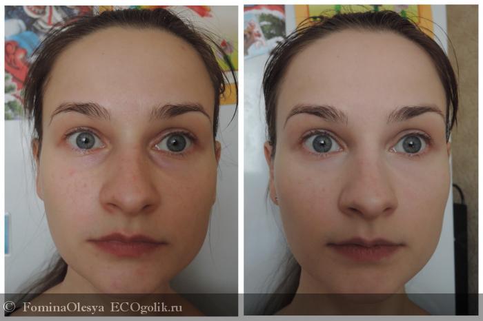Идеальноe лицо с минеральной косметикой Etheria - отзыв Экоблогера FominaOlesya