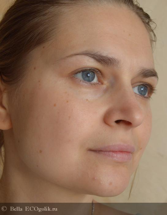 О косметике без воды, сияющей коже и питательном креме «Aloe Vera Basic» Santaverde - отзыв Экоблогера Bella