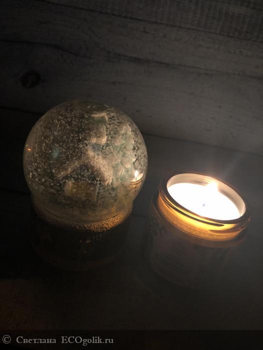Аромасвеча поможет не только украсить ваш вечер, но и подарит уют и приятную атмосферу. - отзыв Экоблогера Светлана