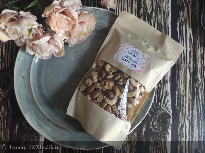 Tasty mix ореховая смесь - отзыв Экоблогера Lenore