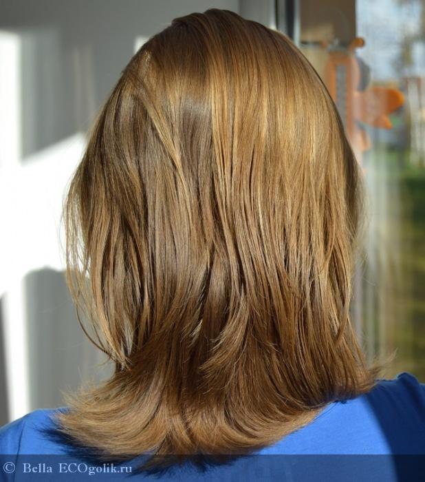 Маска для волос Прованские травы Levrana - отзыв Экоблогера Bella