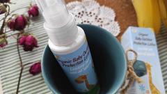 Отзыв: Органический натуральный детский защитный лосьон-крем от комаров 0+ от AZETAbio