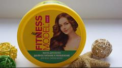 Отзыв: Маска для волос ФИТОкосметик «FITNESS MODEL» двойное питание и увлажнение