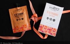 Отзыв: Маска для волос 5 витаминов от PuroBio