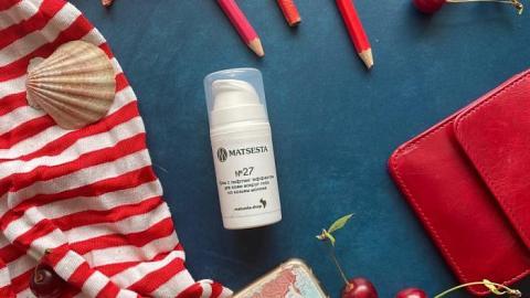 Отзыв от Tatyust: Крем с лифтинг эффектом для кожи вокруг глаз на козьем молоке №27