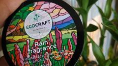 """Отзыв: Натуральный крем для лица с AHA кислотами и витаминами для нормальной кожи """"Аромат дождя"""""""