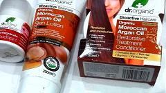 Отзыв: Dr. Organic дезодорант шариковый Гранат,  В шаговой доступности.