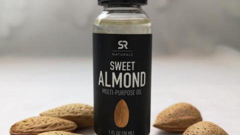 """Отзыв: Пробник масла сладкого миндаля Sports Research """"Sweet Almond Multi-Purpose Oil"""""""