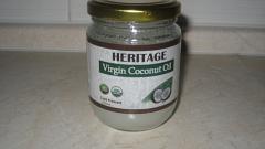 Отзыв: Натуральное кокосовое масло Heritage