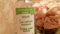 Отзыв: Вода освежающая тройного действия для волос и тела Alphanova