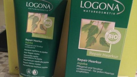 Отзыв: Восстанавливающее средство (крем) для волос с маслом хохобы Logona