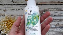Отзыв: «Даешь Антиоксидантный тоник № 59 бренда Sativa в каждый дом!!!»