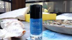Отзыв от cosmo_real: Лак для ногтей 08 Сияющий синий
