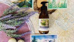 Отзыв: Молочко с лавандовых полей для умывания и снятия макияжа!