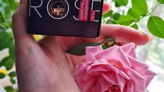 Отзыв: Розовые розы.