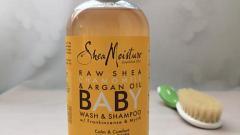 Отзыв: Детское мыло и шампунь Shea Moisture с маслом босвеллия и с миррой