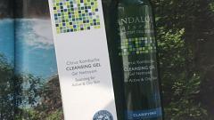 """Отзыв: Очищающий гель для умывания """"Комбуча и Лимон"""" Andalou Naturals"""