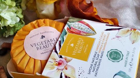 Отзыв: Мыло в подарок - Ваниль и какао от Vegetable Beauty
