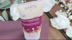 Отзыв: Два кондиционера от Sante: увлажняющий и для блеска волос