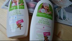 Отзыв: Детский мягкий шампунь Mama&Baby organics
