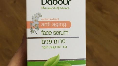Отзыв: Антивозрастная сыворотка для лица с экстрактом орхидеи Dr.Dabour