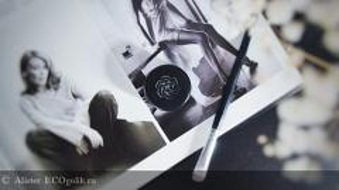 Отзыв: Пудра для бровей BS3 от Km cosmetics