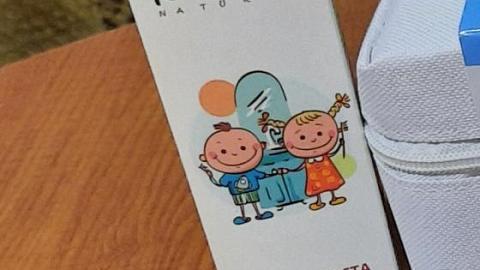 Отзыв: Детская паста Апельсинка от Levrana