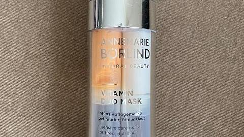 Отзыв от Sonya: Маска для интенсивного ухода за усталой, тусклой кожей VITAMIN DUO MASK