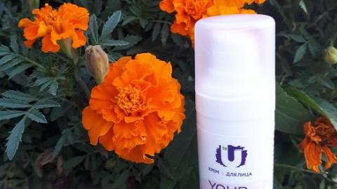 Отзыв от Luse4ka: Крем для лица Your megapolis cream SPF 10