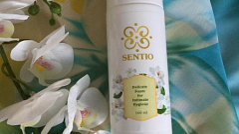 Отзыв: Деликатная пенка для интимной гигиены от SENTIO