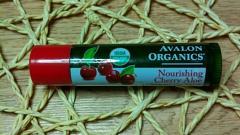 Отзыв: Органический бальзам для губ, вишня и алоэ Avalon Organics