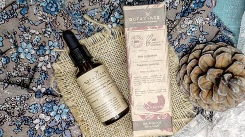 Отзыв: Пимента косметическое масло для стимулирования роста волос Botavikos