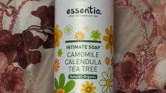 Отзыв: «Ромашка, Календула и Чайное дерево» - мыло для интимной гигиены от Essentiq.