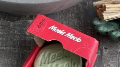 Отзыв: Твёрдый шампунь для укрепления и объема  'Усьма' от Meela Meelo