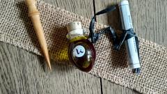 """Отзыв: Масло листьев хны """"Henna"""" от KATARI- моя очередная попытка отрастить брови"""