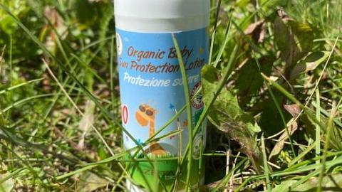 Отзыв: Защита от солнца с натуральный составом для наших детей