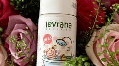 Отзыв: Детская пенка для интимной гигиены «Череда» Levrana
