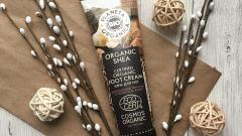 Отзыв: Крем для ног «Organic shea», Planeta Organica