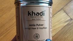 """Отзыв: Порошок """"Амла"""" - органический кондиционер для волос Khadi"""