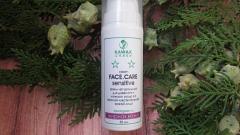 Отзыв: Крем Face.Care Sensitive от Kawax.Green- настоящая находка для жирной и чувствительной кожи.