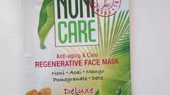 Отзыв: DELUXE Восстанавливающая маска для лица Nonicare