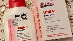 Отзыв: Аптечная косметика: шампунь с 5% мочевины Numis Med