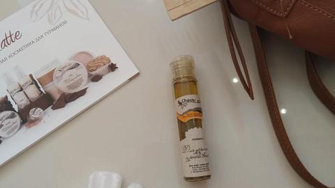 Отзыв от Лика Ким: Масло-бальзам для волос Формула №1 для укрепления и роста волос