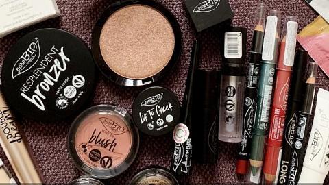 Отзыв: Мой макияж с косметикой Purobio