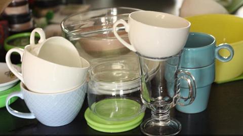 Отзыв от Oliko Volodina: Стартовый набор для посудомоечных машин: порошок, ополаскиватель и соль