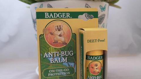 Отзыв: Badger Company, Бальзам для защиты от насекомых для детей и взрослых