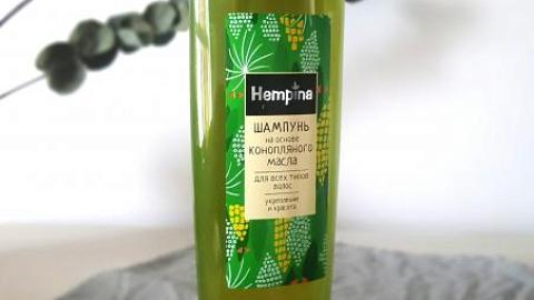 Отзыв: Hempina Шампунь на основе конопляного масла