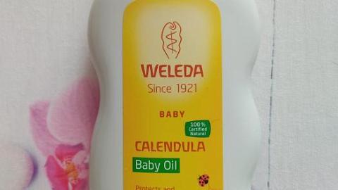 Отзыв от Lusek14: Масло с календулой для детей c нежным ароматом