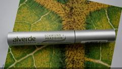 Отзыв: Тушь для ресниц Alverde Schwung und Präzision - взмах и чёткость по-немецки 🇩🇪