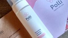 Отзыв: Пенка для умывания ухаживающая от Polli Organic Skin Care